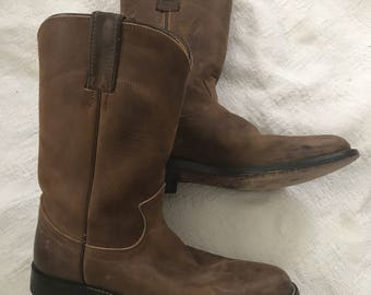 Justin boots size 6.5
