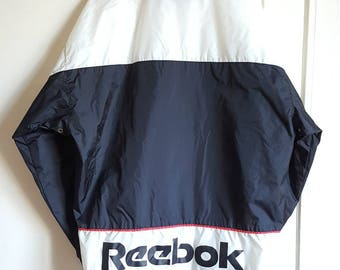 Trench / raincoat / Vintage 90s Reebok jacket size M new without tag.