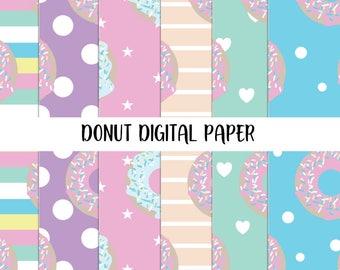 Doughnut Digital Paper