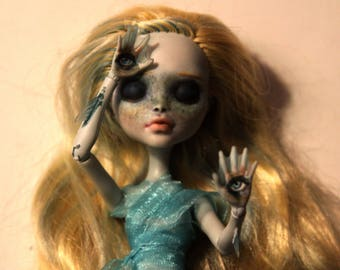 Sen (OOAK Custom Monster High Repaint)