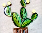 Prickly Pear Garden Pot C...