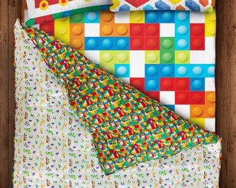 Blocks Quilts / Comforter