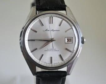 Vintage watch Mens SEIKO SKYLINER Diashock 21 jewels 60's