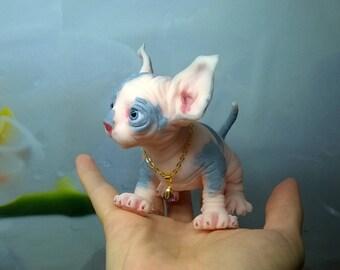 kitty silicone 5 in by Victoria Vihareva  Pechenkina