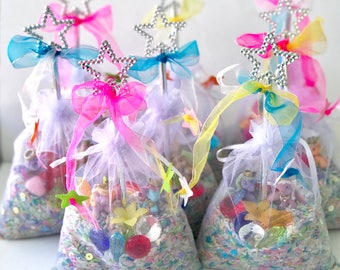 My Little Pony Mini Sensory Bin Kit Party Favors ( 8 Sets )