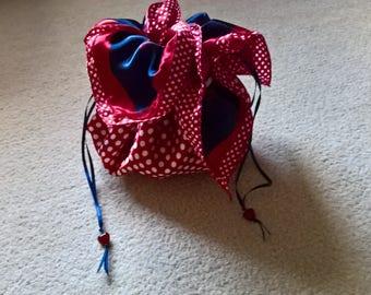 Handmade evening or occasion bag