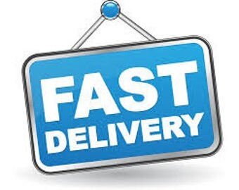 Fast Delivery!!!