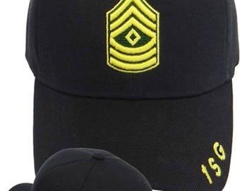 U.S. ARMY 1SG cap