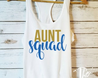 Aunt Shirt / Aunt Gift Idea / New Aunt Gift / Godmother Gift / Pregnancy Announcement Gift / Cute Aunt Shirt / Aunt Tops