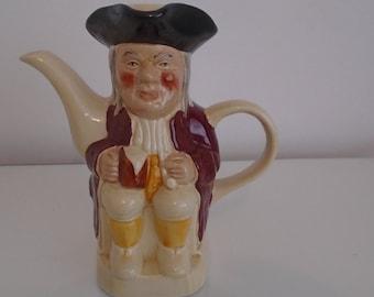 Novelty Tony Wood Tea pot