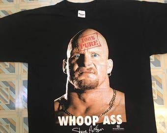 Vintage 1998 WWF Stone Cold