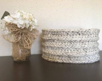 Percy's Oval Basket Pattern / Crochet Pattern / Crochet Basket / Crochet Basket Pattern