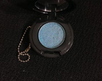 Ghost, Ice Blue Single Highlight Eyeshadow Compact, Vegan and Cruelty  Free Cosmetics, Goth Makeup