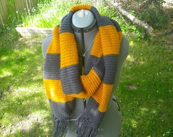 Dreaming of fall scarf
