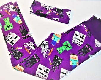 Minecraft leggings for girls