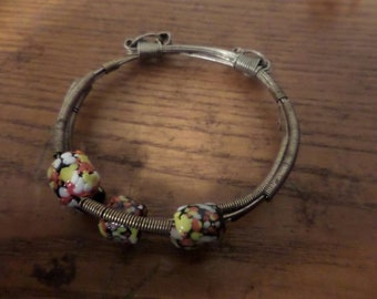 Adjustable Wire Bracelet