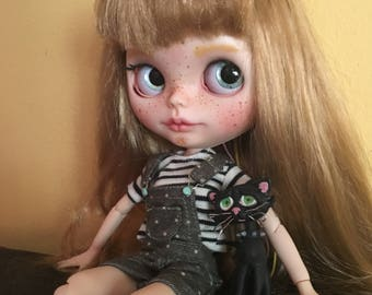 Custom Blythe Dolls For Sale by OOAK Blythe doll custom Eliseodolls