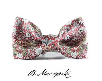Bowtie William Morris 5