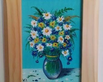 Little spring bouquet