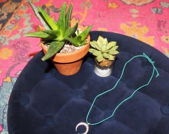 Gypsy Moon Adjustable Necklace