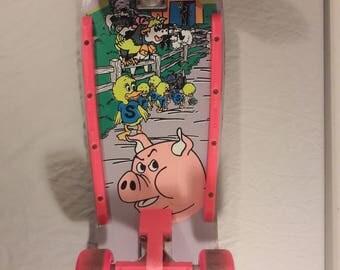 Vintage Original 1980s Skateboard