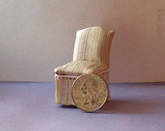 Miniature Chair - 1:48 scale model