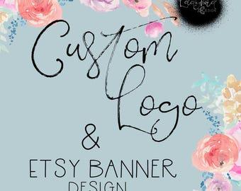 Logo design, branding, custom logo design, photography logo, cake logo, beauty logo, branding package,