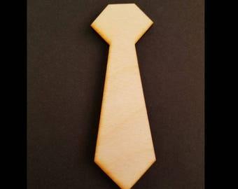 Tie Wood Cutout
