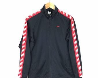 Rare!! Vintage Nike Zipper Sweater Size M