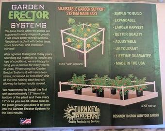 Garden Erector System