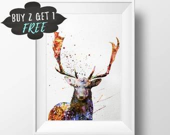 Deer decor for home