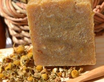 Chamomile Tea Bar Soap