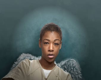Poussey Washington - Orange is the New Black