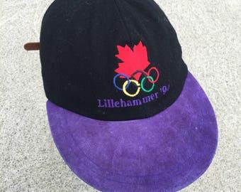 Team Canada 1994 Lillehammer Olympics Hat