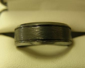 Heavy Titanium Band - Size 9