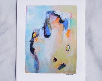 Sculpture - 8x10 art print