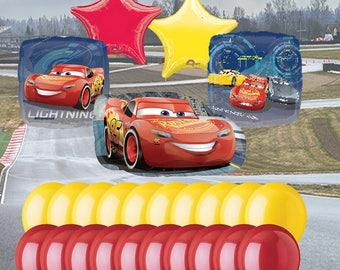 Disney Cars Balloons