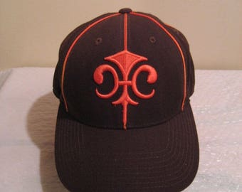 american needle cooperstown collection 1908 st. louis browns baseball cap 7 1/4