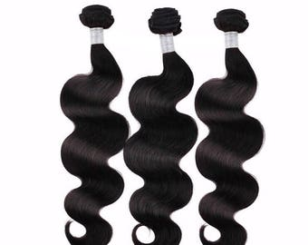 Virgin Indian Hair Extensions (high quality) 10A