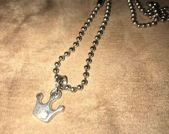 Tiara Necklace