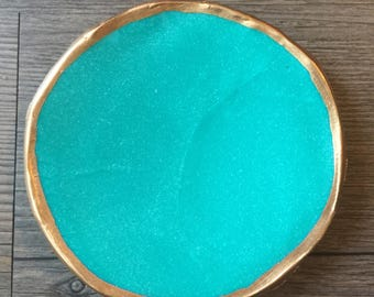 Turquoise Ring Dish