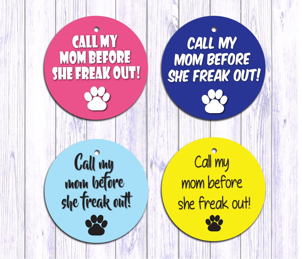 hellofurry personalized dog tag cat id tag dog name tag dog tags for