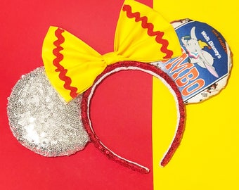 Dumbo minnie ears