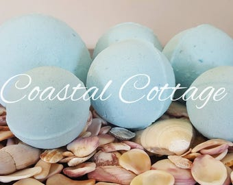 Bambino Coastal Cottage Bath Bombs