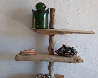 Driftwood for shelf