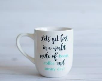 custom coffee mug create your own mug coffee lover gift gifts for her