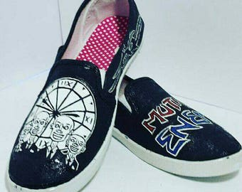 Buffy the Vampire Slayer Shoes