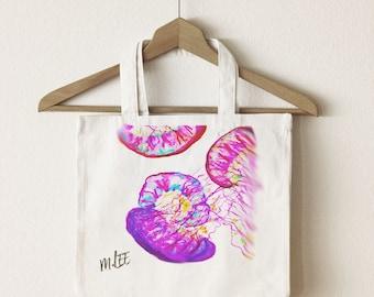 Tote Bag: Jellyfish