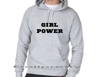 FEMINIST GIRL Power Hoodie Smash The PATRIARCHY The Future Is Female Feminism