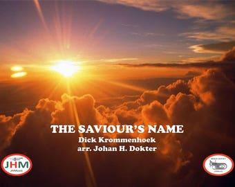 Brass Sextet - The Saviour's Name